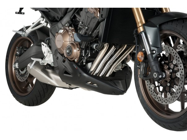 Spoiler silnika PUIG do Honda CB650F 14-18 / CB650R 19-20