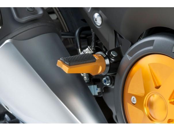 Podnóżki PUIG do Aprilia RSV4 / Factory / Tuono V4R 09-14 (przednie - kierowcy)