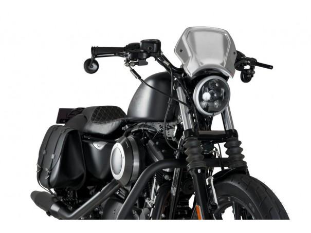 Owiewka PUIG Retroplate do Harley-Davidson Sportster 883 / 1200 (aluminiowa)