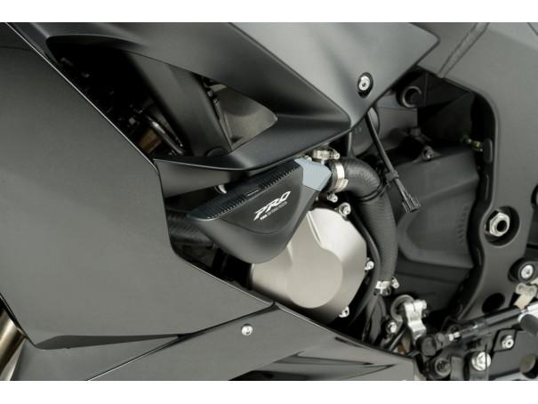 Crash pady PUIG do Kawasaki ZX6R 636 19-20 (wersja PRO)