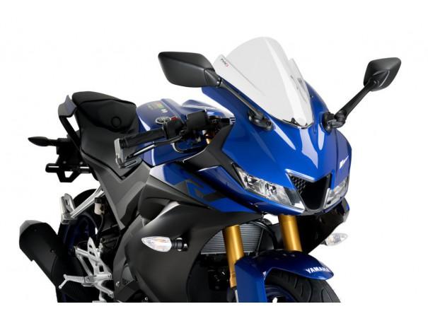 Szyba sportowa PUIG do Yamaha R125 19-20