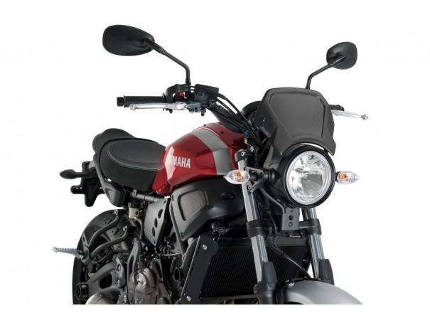 Owiewka PUIG Retroplate do Yamaha XSR700 16-20 (aluminiowa)