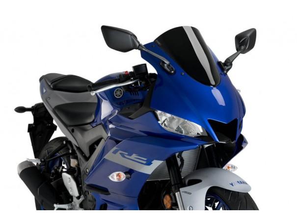 Szyba wyścigowa PUIG do Yamaha R3 19