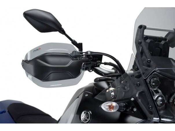 Poszerzenie handbarów PUIG do Yamaha Tenere 700 19-20