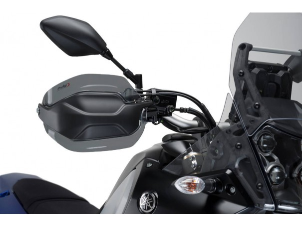 Poszerzenie handbarów PUIG do Yamaha Tenere 700 19-21