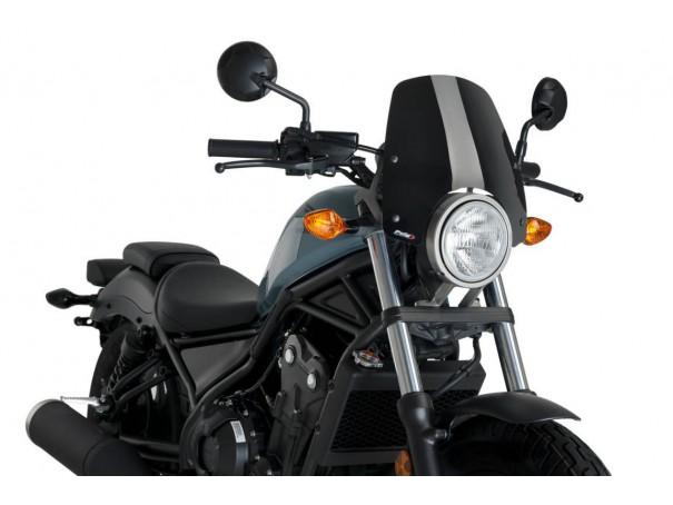 Owiewka PUIG do Honda Rebel 300 / 500 17-19 (Sport)