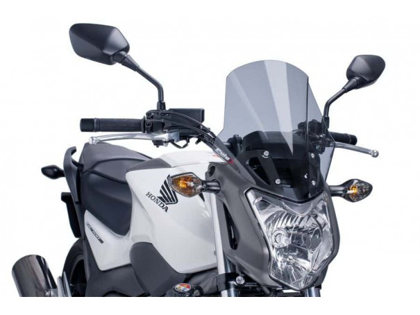 Szyba sportowa PUIG do Honda NC700S / NC750S 12-21
