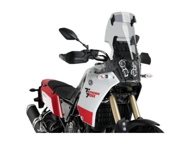 Szyba turystyczna PUIG do Yamaha Tenere 700 19-20 (z deflektorem)