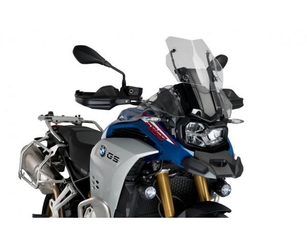 Elektryczny wspornik szyby PUIG E.R.S do BMW F850GS ADV. 18-21