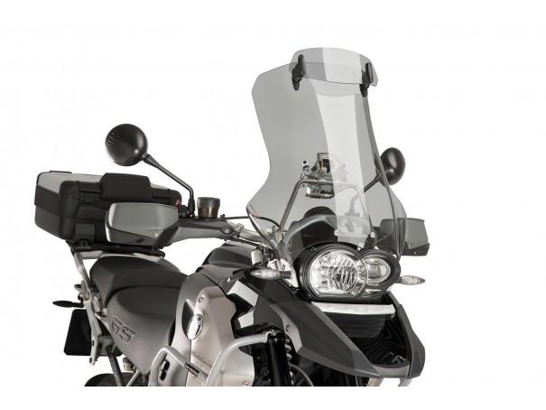 Szyba turystyczna PUIG do BMW R1200GS 04-12 (z deflektorem)