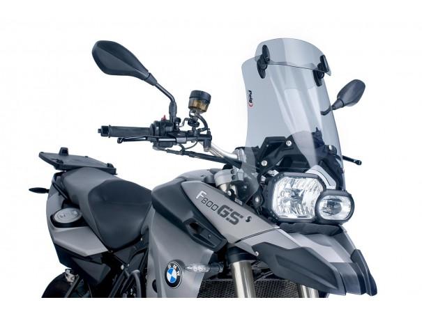 Szyba turystyczna PUIG do BMW F650GS 08-12 / F800GS 08-17 (z deflektorem)