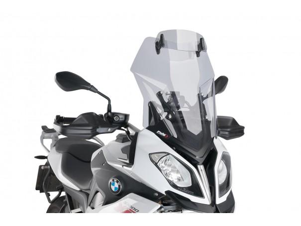 Szyba turystyczna PUIG do BMW S1000XR 15-19 (z deflektorem)