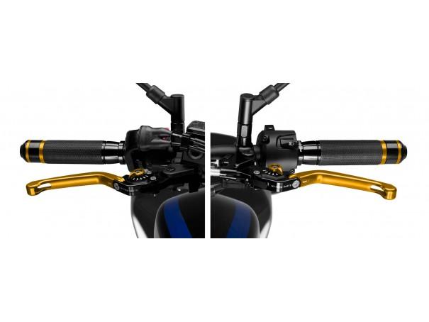 Klamki PUIG do Suzuki Burgman 400 17-19