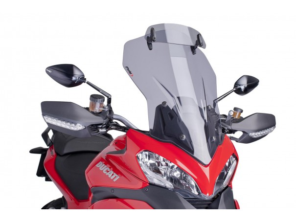Szyba turystyczna PUIG do Ducati Multistrada /S 13-14 (z deflektorem)