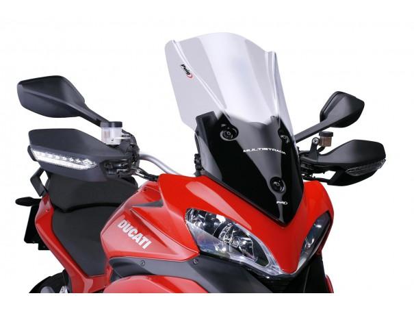 Szyba turystyczna PUIG do Ducati Multistrada 1200 / S 10-12