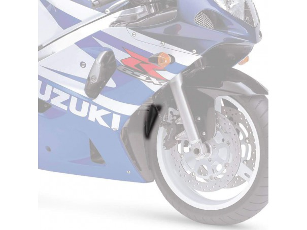 Przedłużenie błotnika do Suzuki GSX-R600 / 750 / 1000 - różne (przednie)