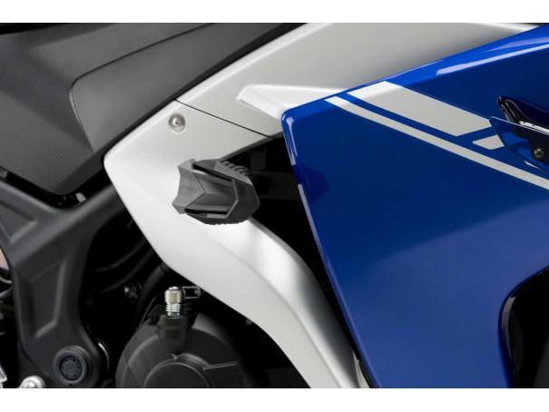 Crash pady PUIG do Yamaha R3 15-18