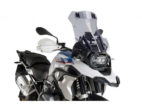 Szyba turystyczna PUIG do BMW R1200GS 13-18 / R1250GS 18-21 (z deflektorem)