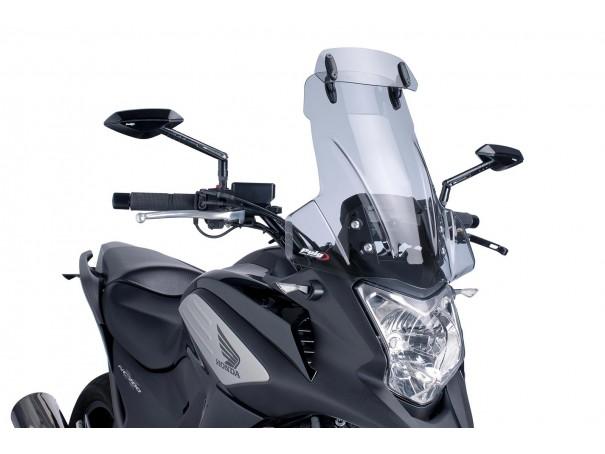 Szyba turystyczna PUIG do Honda NC700X / NC750X 12-15 (z deflektorem)