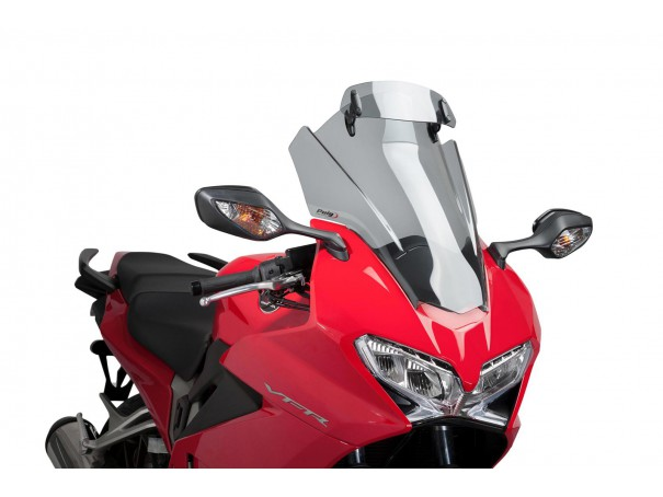 Szyba turystyczna PUIG do Honda VFR800F 14-20 (z deflektorem)