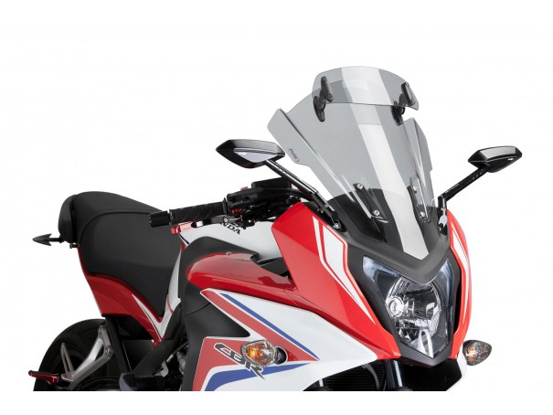 Szyba turystyczna PUIG do Honda CBR650F 14-20 (z deflektorem)