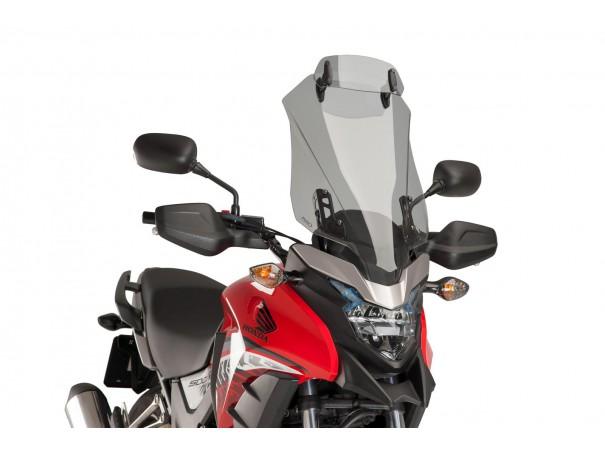 Szyba turystyczna PUIG do Honda CB500X 16-21 (z deflektorem)