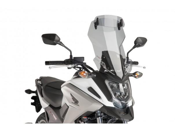 Szyba turystyczna PUIG do Honda NC750X 16-20 (z deflektorem)