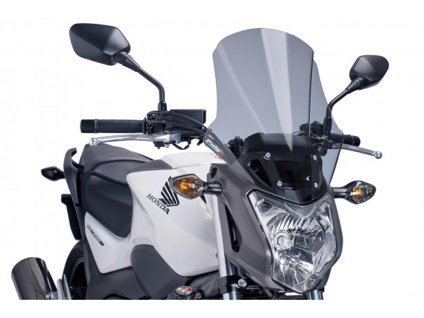 Szyba turystyczna PUIG do Honda NC700S / NC750S 12-20