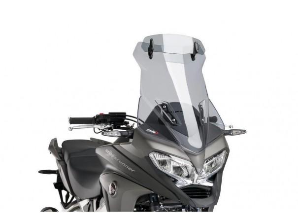 Szyba turystyczna PUIG do Honda Crossrunner 15-16 (z deflektorem)
