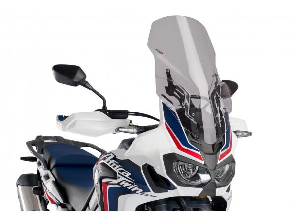 Szyba turystyczna PUIG do Honda CRF1000L Africa Twin 16-19 (ze wzmocnieniem)