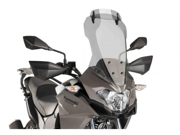 Szyba turystyczna PUIG do Kawasaki Versys-X 300 17-20 (z deflektorem)