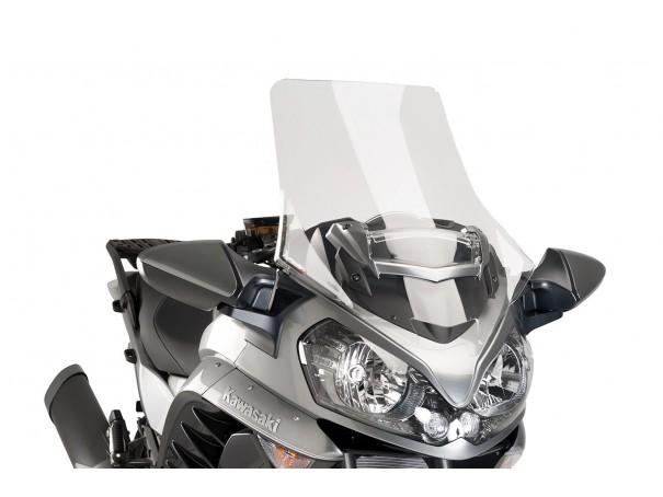 Szyba turystyczna PUIG do Kawasaki GTR1400 15-17
