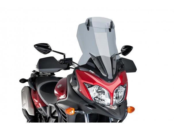 Szyba turystyczna PUIG do Suzuki DL650 V-Strom / XT 12-16 (z deflektorem)