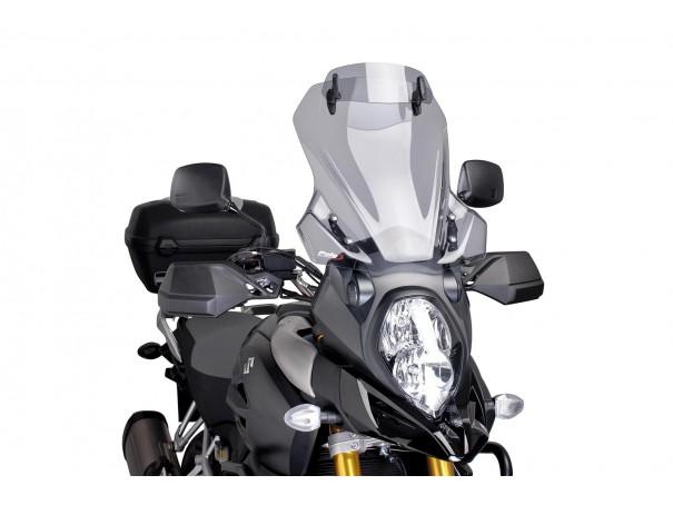Szyba turystyczna PUIG do Suzuki DL1000 V-Strom 14-19 (z deflektorem)