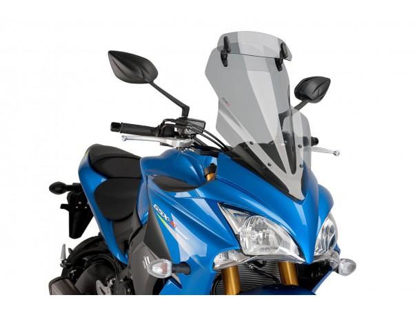 Szyba turystyczna PUIG do Suzuki GSX-S1000F 15-21 (z deflektorem)