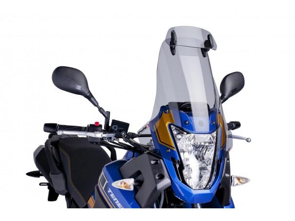 Szyba turystyczna PUIG do Yamaha XT660Z Tenere 08-16 (z deflektorem)