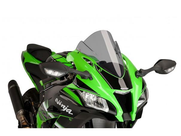 Szyba sportowa PUIG do Kawasaki ZX10R 16-20