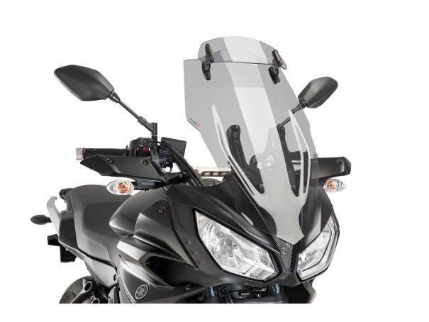 Szyba turystyczna PUIG do Yamaha Tracer 700 16-19 / GT 19-21 (z deflektorem)