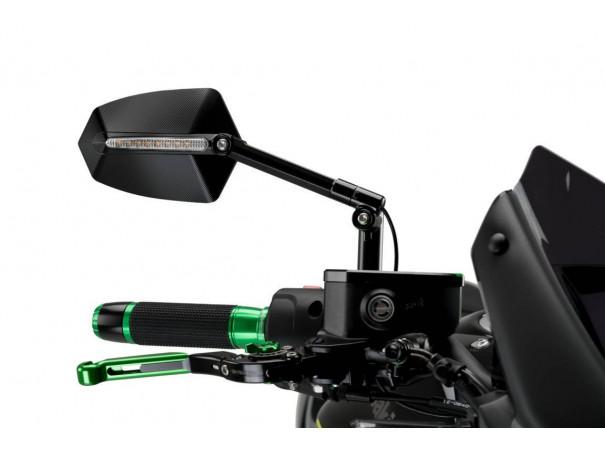 Lusterko PUIG Hi-Tech GTI (prawe, z kierunkowskazem sekwencyjnym)