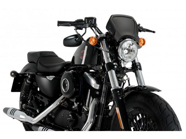 Owiewka PUIG Retroplate do Harley-Davidson Sportster 48 17-20 (aluminiowa)