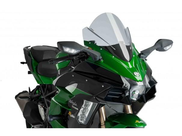 Szyba sportowa PUIG do Kawasaki H2 SX 18-20