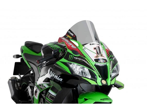 Szyba wyścigowa PUIG do Kawasaki ZX10R / ZX10RR 16-20