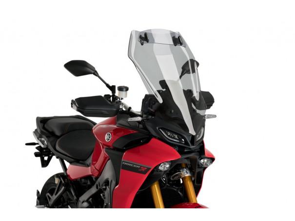 Szyba turystyczna PUIG do Yamaha Tracer 9 21 (z deflektorem)