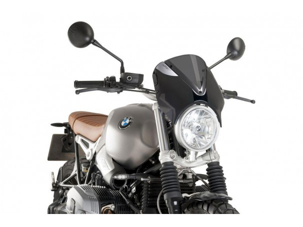 Owiewka PUIG do BMW R Nine T Scrambler 16-20 (Retrovision)