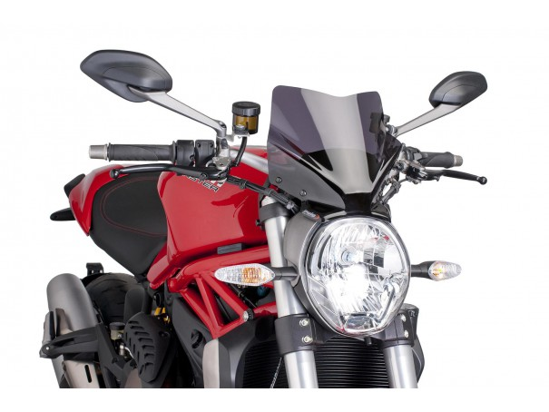 Owiewka PUIG do Ducati Monster 797 / 821 / 1200 14-20
