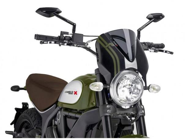 Owiewka PUIG do Ducati Scambler 15-21 (Retrovision)