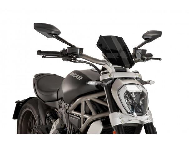 Owiewka PUIG do Ducati X-Diavel 16-18 (Sport)