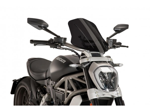 Owiewka PUIG do Ducati X-Diavel 16-18 (Touring)