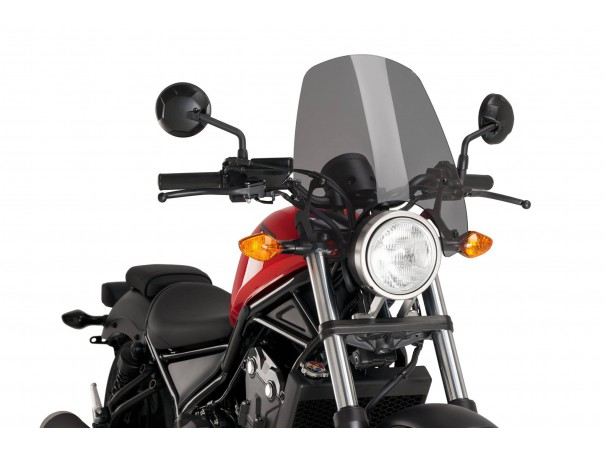Owiewka PUIG do Honda Rebel 300 / 500 17-19 (Touring)