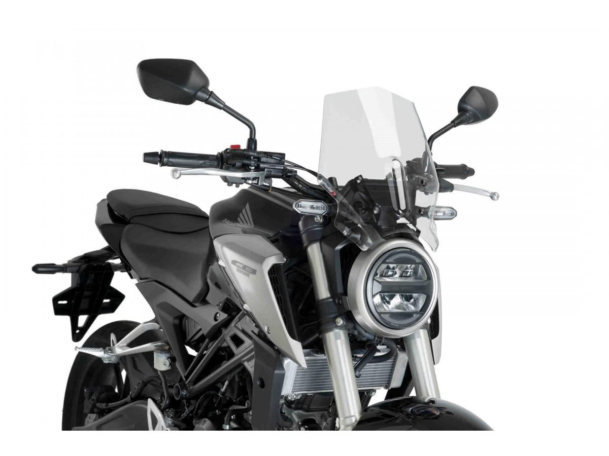 Owiewka PUIG do Honda CB125F 15-20 | PUIG.pl